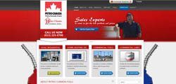 petrocan-website-design-ottawa